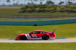 #25 Mike Cope Racing Ford Mustang: Ron Keith