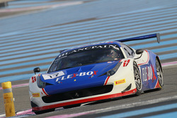 #17 Insight Racing with Flex-Box Ferrari 458 Italia