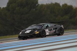 #24 Blancpain Racing Lamborghini FLII