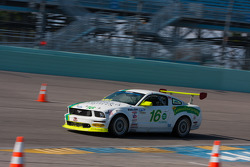#16 Caribbean Food Delights Ford Mustang: Rob Bodle