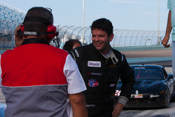 RJ Lopez, TA race winner