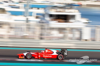 Abu Dhabi March testing