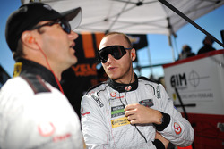 Townsend Bell and Jeff Segal