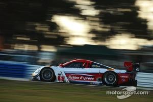 #5 Action Express Racing Corvette DP Chevrolet: Joao Barbosa, Christian Fittipaldi, Sébastien Bourdais