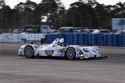 #52 PR1/Mathiasen Motorsports ORECA FLM09 Chevrolet: Gunnar Jeannette, Frankie Montecalvo, Mike Guasch