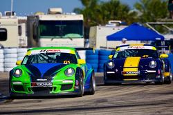 #01 ToppRacing Porsche 997 GT3 Cup Car: Jeff Mosing