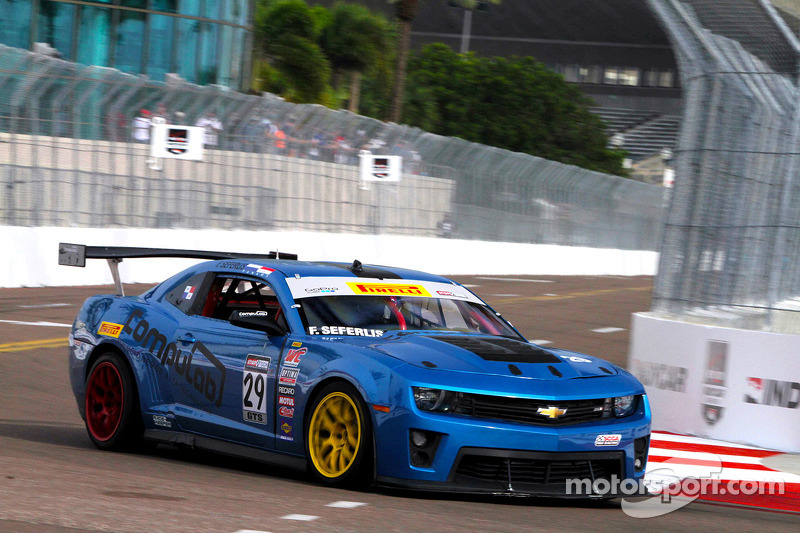 #29 Breathless Performance Chevrolet Camaro: Fernando Seferlis