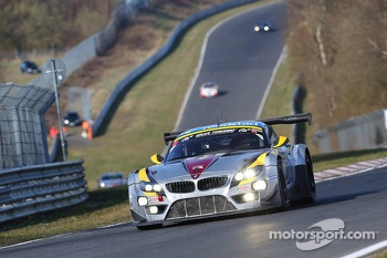 Marco Wittmann, Jürg Müller, BMW Sports Trophy Team Marc VDS, BMW Z4 GT3