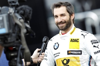 Timo Glock, BMW Team MTEK, Potrait