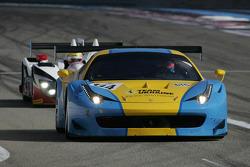 #64 AF Corse Ferrari Italia GT3: Andrii Kruglyk, Sergii Chukanov, Alessandro Pier Guidi