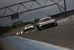 #51 Sébastien Loeb Racing Audi R8 LMS ultra: Henry Hassid, Mike Parisy, Anthony Beltoise, Roland Berville