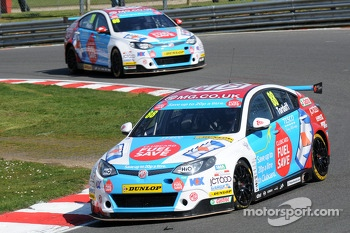 Sam Tordoff, MG KX Clubcard Fuel Save