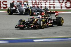 Romain Grosjean, Lotus F1 Team  06