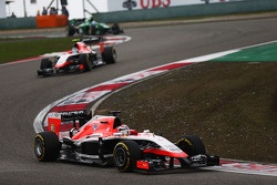 Jules Bianchi, Marussia F1 Team MR03.