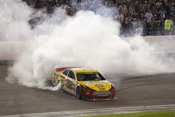 NASCAR-CUP: Race winner Joey Logano, Team Penske Ford