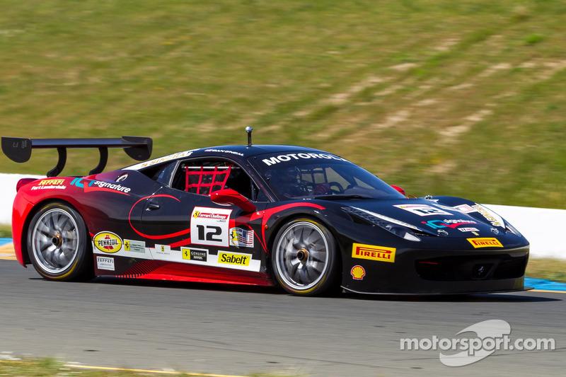 Dan O'Neal, Ferrari of Ft. Lauderdale
