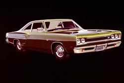 The 1969 Dodge Super Bee