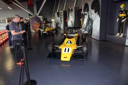 Senna Museum Van Diemen