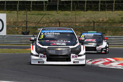Tom Chilton, Chevrolet RML Cruze TC1, ROAL Motorsport and Gianni Morbidelli, Chevrolet RML Cruze TC1, ALL-INKL_COM Munnich Motorsport