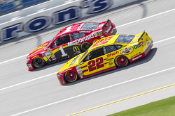Jamie McMurray, Joey Logano