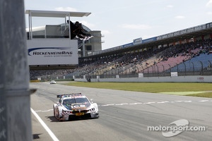 Marco Wittmann, BMW Team RMG BMW M4 DTM takes the win
