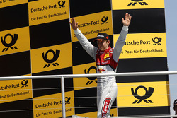 2nd Mattias Ekstroem, Audi Sport Team Abt Sportsline, Audi A5 DTM