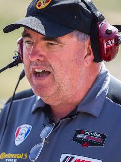 Jim Jordan strategist for Dempsey Racing