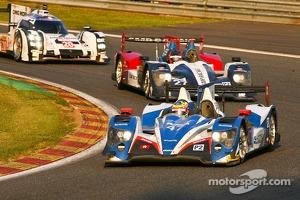 #47 KCMG Oreca 03 - Nissan: Matthew Howson, Richard Bradley, Alexandre Imperatori