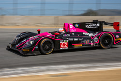 #42 Oak Racing Morgan Nissan: Gustavo Yacaman, Alex Brundle