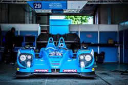 #29 Pegasus Racing Morgan Nissan