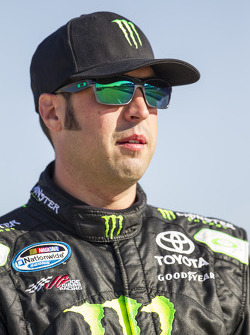 NASCAR-NS: Sam Hornish Jr.