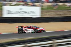 #60 Bhaitech McLaren MP4-12C: Fabio Onidi, Giorgio Pantano