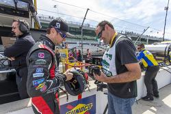 Kurt Busch and NASCAR productions