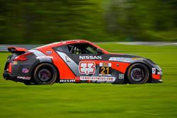 #21 Tim Bell Racing Nissan 370Z: Pete McIntosh, Bryan Ortiz
