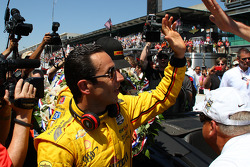 Helio Castroneves, Penske Racing Chevrolet3
