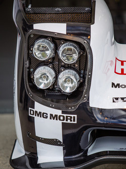 #14 Porsche Team Porsche 919 Hybrid detail