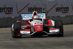 Justin Wilson, Dayle Cone Racing Honda]