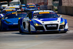 #32 Global Motorsports Group Audi R8 Ultra: Bret Curtis