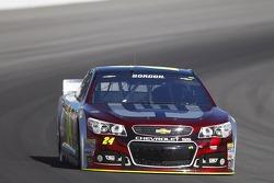 NASCAR-CUP: Jeff Gordon, Hendrick Motorsports Chevrolet