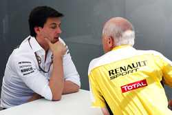 F1: Toto Wolff, Mercedes AMG F1 Shareholder and Executive Director