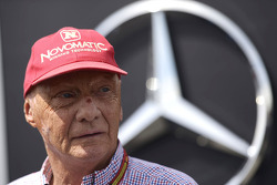 Niki Lauda, Mercedes Non-Executive Chairman
