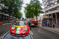 #51 AF Corse Ferrari 458 Italia