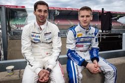 Neel Jani and Alexandre Imperatori