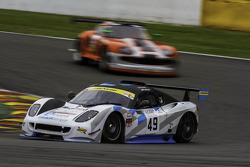 #49 Track Torque Racing Chevron GR8: Martin Parsons, Chrissy Palmer