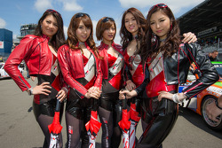Gazoo Racing girls