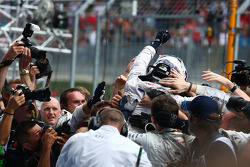 3rd place Valtteri Bottas, Williams FW36