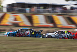 Mark Winterbottom and James Courtney