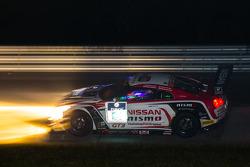 #80 Nissan GT Academy Team RJN Nissan GT-R Nismo GT3: Nick Heidfeld, Alex Buncombe, Lucas Ordonez, Florian Strauss