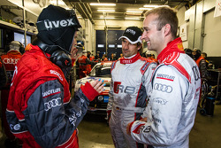 Markus Winkelhock and Christopher Haase