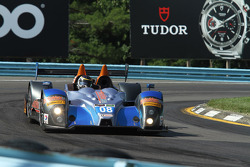 #08 RSR Racing Oreca FLM09 Chevrolet: Chris Cumming, Alex Tagliani, Rusty Mitchell